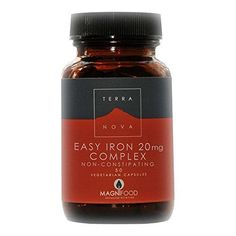 Easy Iron Formula 20mg 50 Capsules * See this great product.  This link participates in Amazon Service LLC Associates Program, a program designed to let participant earn advertising fees by advertising and linking to Amazon.com.