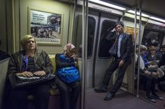 'Mindful' commuters say deep breaths, clear mind keep them calm under stress - The Washington Post