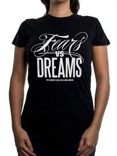 I like this shirt. I really like this cause.
