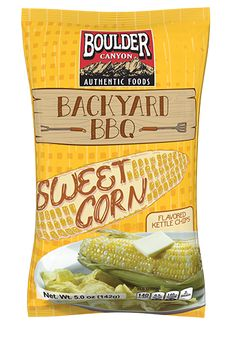 Boulder Canyon Sweet Corn