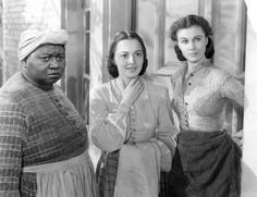 "Hattie McDaniel | Black Hollywood Series by Black History Album, via Flickr....she won best supporting actress for ""Gone With The Wind"""