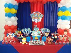 Ideias para festa Patrulha Canina/ Paw Patrol – Inspire sua Festa – Bem vindo ao Blog