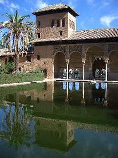 Blog de los niños: El Partal de la Alhambra (Granada- ESPAÑA)