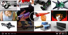 Invenzioni: 5 prodotti innovativi che troveremo presto nei negozi, Fotokite Phi - Simo Mini - SmartHalo - FABtotum PRISM - iBackPack | Andrea Millozzi blog
