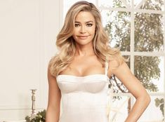 """Season 9 of the Real Housewives of Beverly Hills has been all about puppygate. But, for many fans, the best thing about RHOBH right now is newbie Denise Richards. Her honesty and """"real"""" approach to… Denise Richards, Kyle Richards, Celebrity Makeup, Celebrity Gossip, Huda Beauty, Beauty Makeup, Eye Makeup, Beverly Hills Makeup, Lisa Vanderpump"""