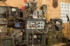 WW2 Radio Equipment