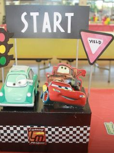 27 Best Disney Cars Theme 1st Birthday Party Images In 2013 Car