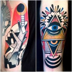 Luca Font Check out electrictattoos' new store Holy Lovers
