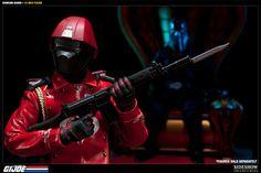 Crimson Guard / Sixth Scale Figure / Sideshow Collectibles / Exclusive / Edition size: 1000 / JCG