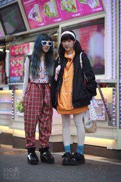 On the Street Harajuku, Tokyo #tokyo #takeshitastreet #harajukusnap #harajukufashion #fashionsnap #東京 #原宿 #竹下通り #ファッションスナップ #ストリートスナップ #ストリートファッション #동경 #하라주쿠 #패션스타그램 #스냅사진 #패션스냅 #时尚