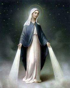 Virgin Mary. Catholic