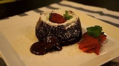 Chocolate Raspberry Lava Cakes Recipe for a Fancy Dessert Right at Home | The Stir
