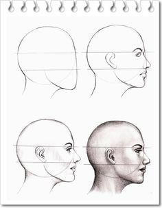 25 anatomia Estudo Desenhos por Veri Apriyatno - Tutorial para Iniciantes 5