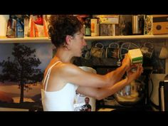 Making Bread and Dough on Vimeo - Maria Emmerich, from Maria's Nutritious and Delicious Journal, shows how to help make sure your eggs whites that's used in protein breads, buns, pizza dough, don't flop!!