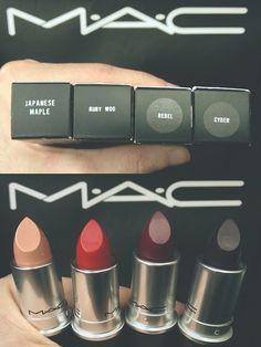 mac. ✖️ I WANT.