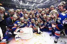 Växjö Lakers SHL Champions 2015 <3