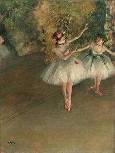 In love with degas
