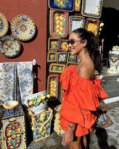 "Tamara Kalinic on Instagram: ""Amalfi glad to be here! (Pun intended)"""