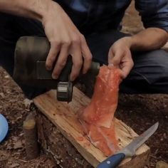"Camping | Survival | Bushcraft on Instagram: ""Nothing better then some fresh fish that cook at campground⁣ Wants more? go check @campersbuddy for daily outdoor content⁣ -⁣ Video by…"" Camping Survival, Outdoor Cooking, Bushcraft, Content, Fish, Check, Instagram, Outdoor Kitchens, Pisces"