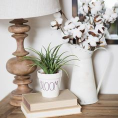 #CheapVinylFlooring Decor, At Home Furniture Store, Rustic Lamp Base, Large Lamps, Plant Decor Indoor, Home Interior Accessories, Wood Lamp Base, Plant Decor, Decor Essentials