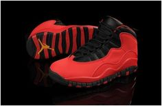 6a16030a9ac0b1 Buy Big Discount Nike Air Jordan 10 Mens Couple GS Fusion Red Shoes from  Reliable Big Discount Nike Air Jordan 10 Mens Couple GS Fusion Red Shoes  suppliers.