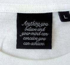 Pimpalicious T-shirt label