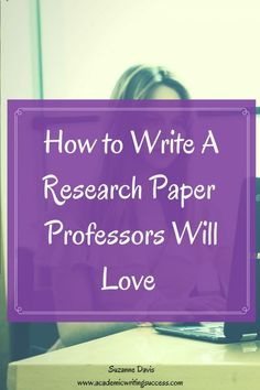 """Learn how to write an inspirational and powerful research paper step-by-step. Then use the free guide, """"How to Write a Research Paper That Will Blow Your Professor's Mind"""" with your next research paper assignment. Writing Classes, Writing Activities, Writing Skills, Writing Services, Essay Writing, Writing Prompts, Creative Writing Tips, Cool Writing"""