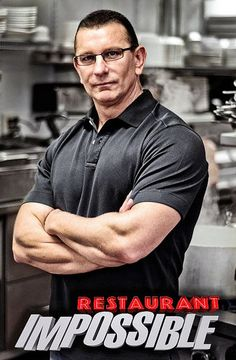 Restaurant: Impossible Chef Robert Irvine is the host of Restaurant ...