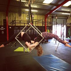 Aerial Hoop or Aerial Cube weekly classes at CrossFit Leyland also NorthWest workshop and private tuition availability. Check out our prices and timetable