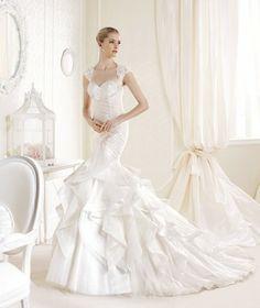 Coleção #Noivas La Sposa 2014 modelo NDA I#casarcomgosto