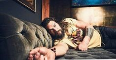 #jasonmomoa  Hollywood reporter