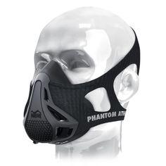 Phantom Athletics Training Mask. Le masque d'entraînement Phantom est un dispositif d'entraînement, qui vous aide à entrainer vos muscles, dont vous avez besoin pour chaque sport. La respiration est essentielle pour toute activité physique, mais nous y accordons peu d'attention. Cela change avec le masque d'entraînement Phantom. Il met l'accent sur votre respiration, en limitant votre apport d'oxygène pendant l'entraînement. Avec ce masque, il est plus difficile de remplir vos poumons avec…