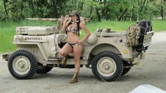 willys and girl