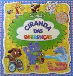 Coleção CIRANDA DAS DIFERENÇAS I - Azul - ISBN 978853800228