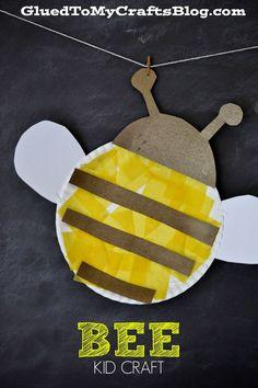 Honey Bee {Kid Craft}