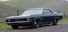 1969 chevy impala ss 502