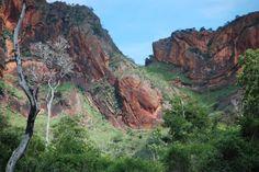 Serra da Cangalha, Tocantins