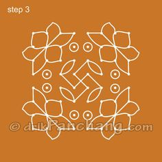 This page provides Dot Rangoli Designs with title Dot Rangoli 6 for Hindu festivals. Rangoli Designs Simple Diwali, Rangoli Simple, Indian Rangoli Designs, Rangoli Designs Flower, Free Hand Rangoli Design, Rangoli Border Designs, Small Rangoli Design, Rangoli Ideas, Rangoli Designs With Dots