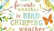 Summery, Illustrated Typographic Prints Of Inspiring Quotes & Cheerful Phrases - DesignTAXI.com