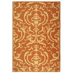 Where to shop for Short Terracotta / Natural Outdoor Rug