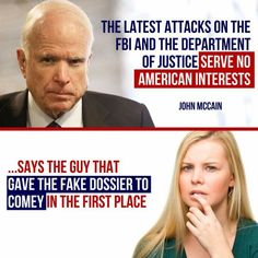 """I'm filing this under """"Liberals Are Crazy"""" but McCain's not a liberal. Liberal Hypocrisy, Liberal Logic, Politicians, Political Quotes, Conservative Politics, It Goes On, Stupid People, Obama, Sayings"""