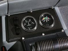 84 - 96 Cherokee DIY 2 Switch And 2 Gauge Panel