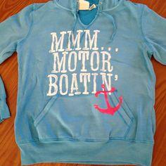 MMM Mototboatin Sweatshirt | Little Big Town |