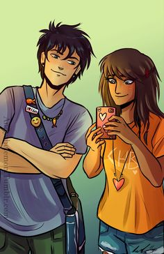 I think that Percy and Piper would have a relationship like Leo and Piper, especially when they all think Leo is dead.