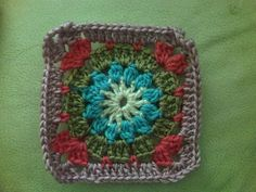 Ravelry: MsSunshine76's A Granny Square a Day Blanket