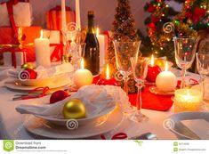 decorazioni natalizie tavola - Cerca con Google