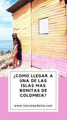 COLOMBIA tiene islas preciosas y esta es una de ellas! Es cerca de Cartagena y no te la puedes perder como te va a encantar! Travel Checklist, Travel Tips, Cool Places To Visit, Places To Go, Never Stop Exploring, What A Wonderful World, Wonders Of The World, Travel Destinations, Koh Tao