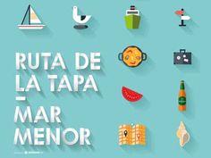 Compra online tus tickets para #RutadelaTapaMarMenor. 13 y 20 de junio.10 € paseo en barco incluido => http://www.murciaturistica.es/es/evento/ruta-de-la-tapa-mar-menor-M420986/?utm_source=Pinterest&utm_medium=Redes%20Sociales&utm_campaign=Ruta%20de%20la%20Tapa%20Mar%20Menor%20Estrella%20de%20Levante