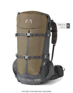 KUIU ICON PRO 3200