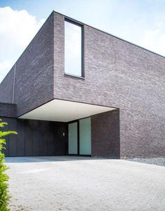 Nieuwbouw hertogs - van loon, 2360 OUD-TURNHOUT - Architectenkantoor…